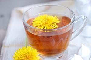 Vochtafdrijvende thee